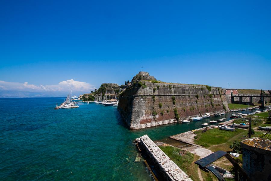 stary-fort-grecja-korfu
