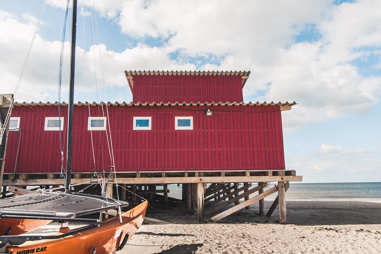 sankt peter ording germany plaża w niemczech