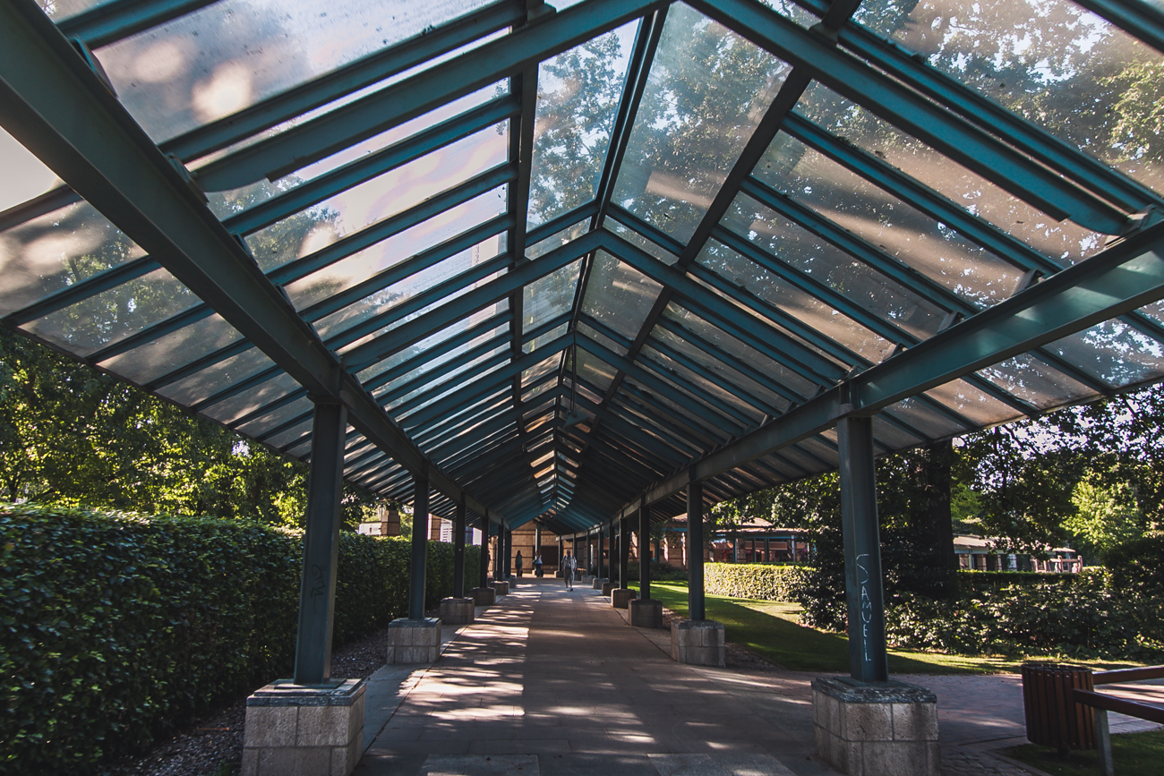 park Planten un Blomen Hamburg atrakcje