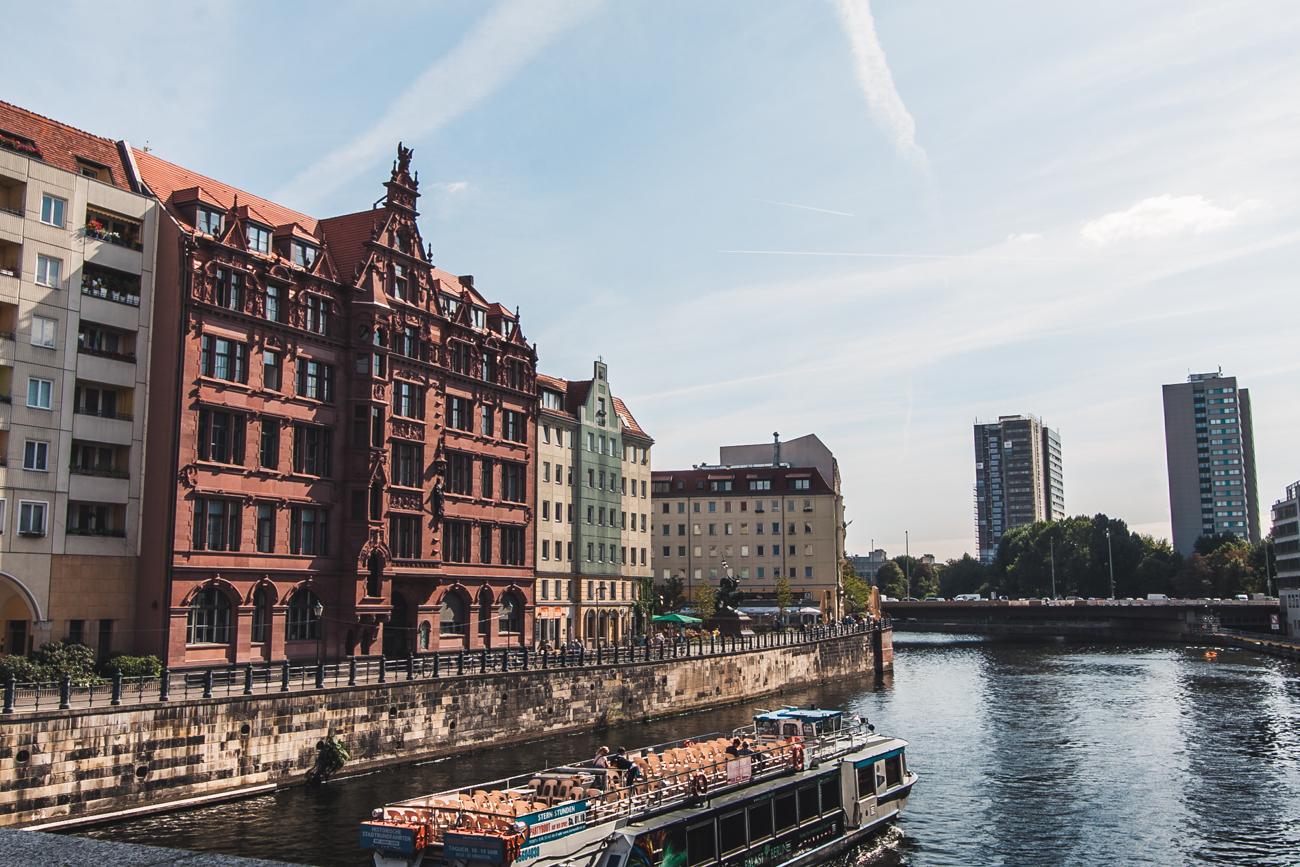 Berlin architektura co zobaczyć