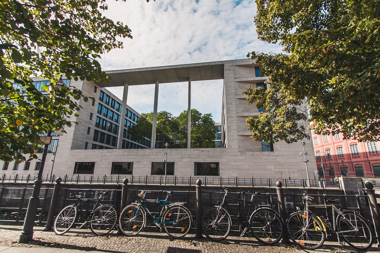 Berlin architektura ciekawe budynki