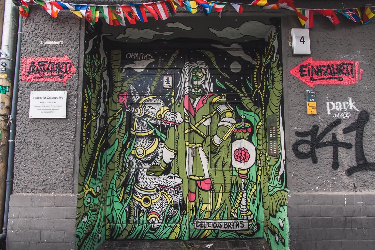 berlin gdzie zobaczyć graffiti