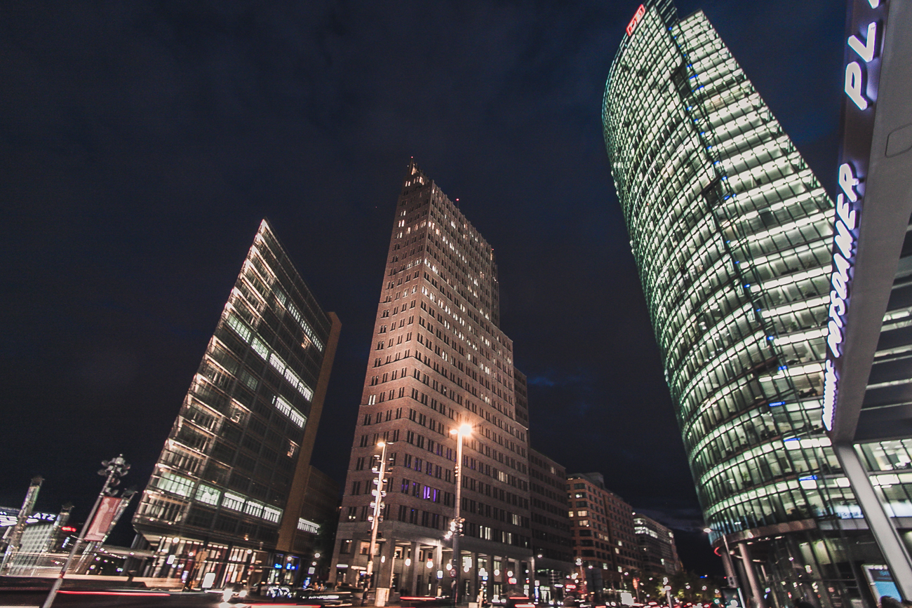 berlin plac poczdamski atrakcje