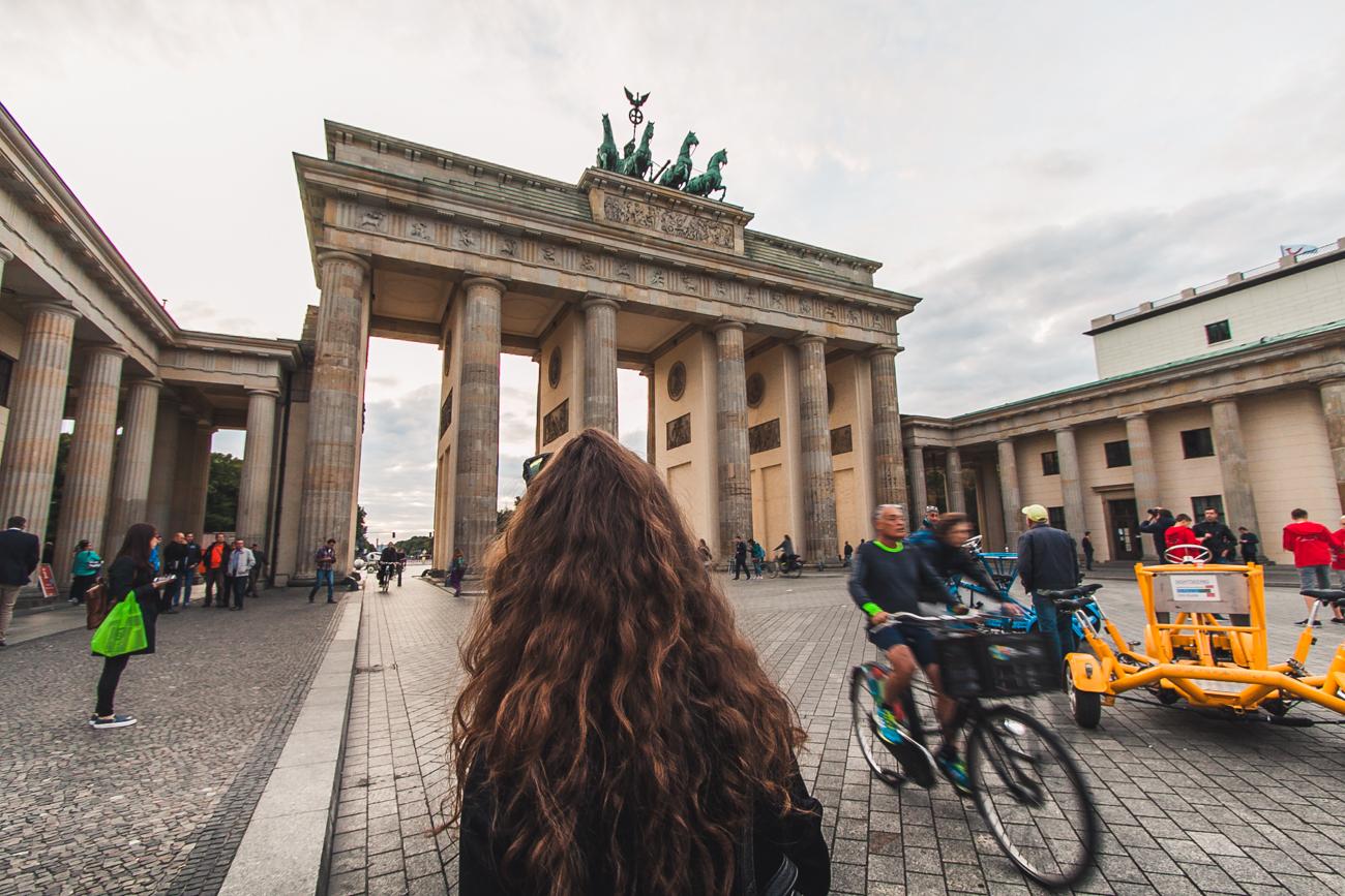 Brama brandenburska atrakcje Berlina co zobaczyć
