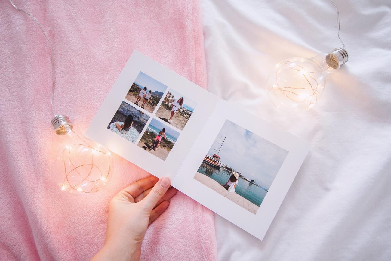 Instabook fotoksiążka z instagrama