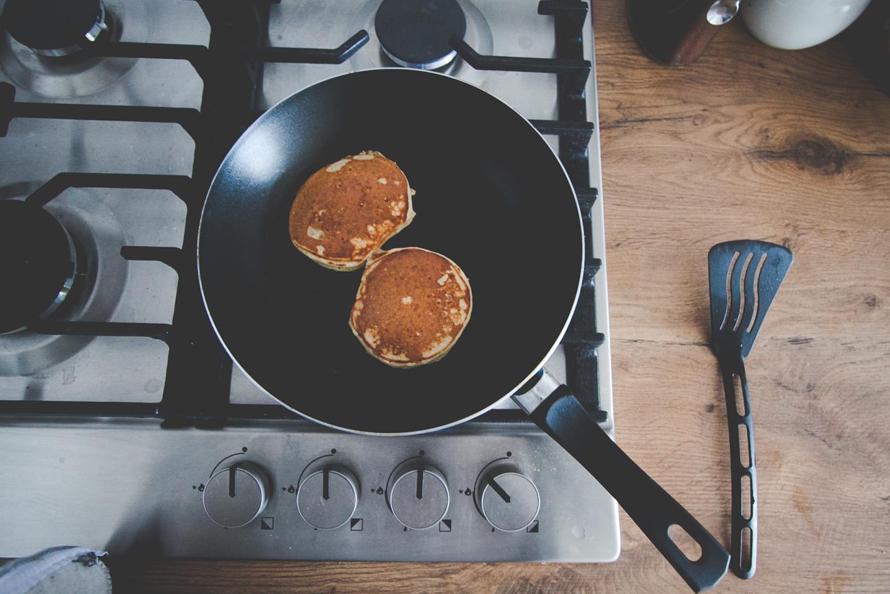 Jak zrobić kokosowe pancakes? przepis