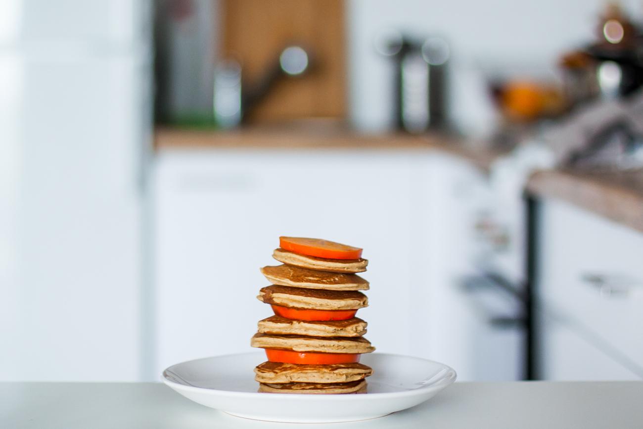 kokosowe pancakes w dietetycznej wersji