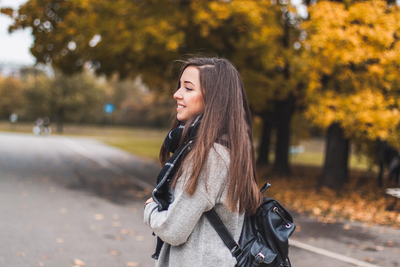 kolorowadusza blog stylizacja jesień