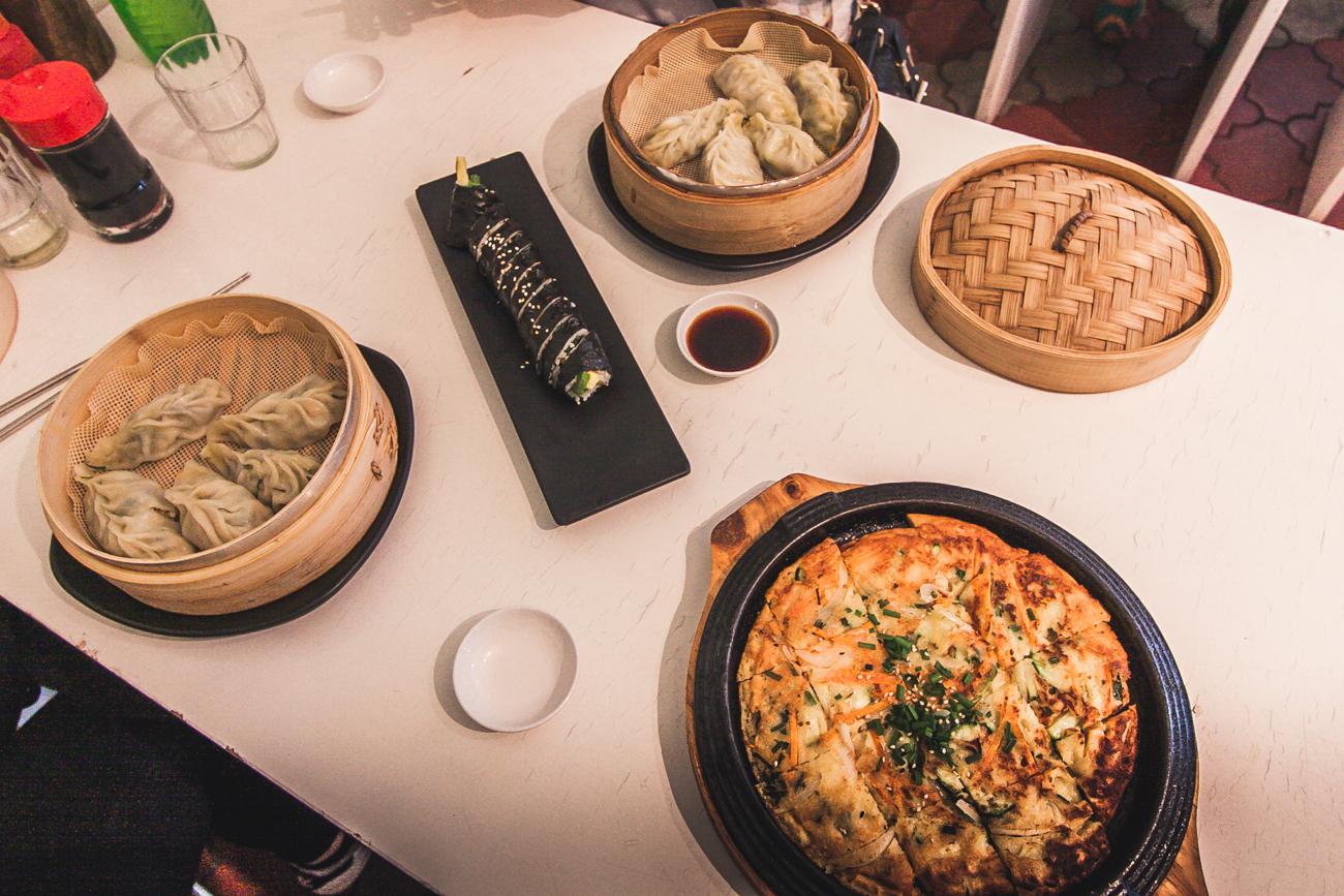 yamyam koreańska restauracja berlin