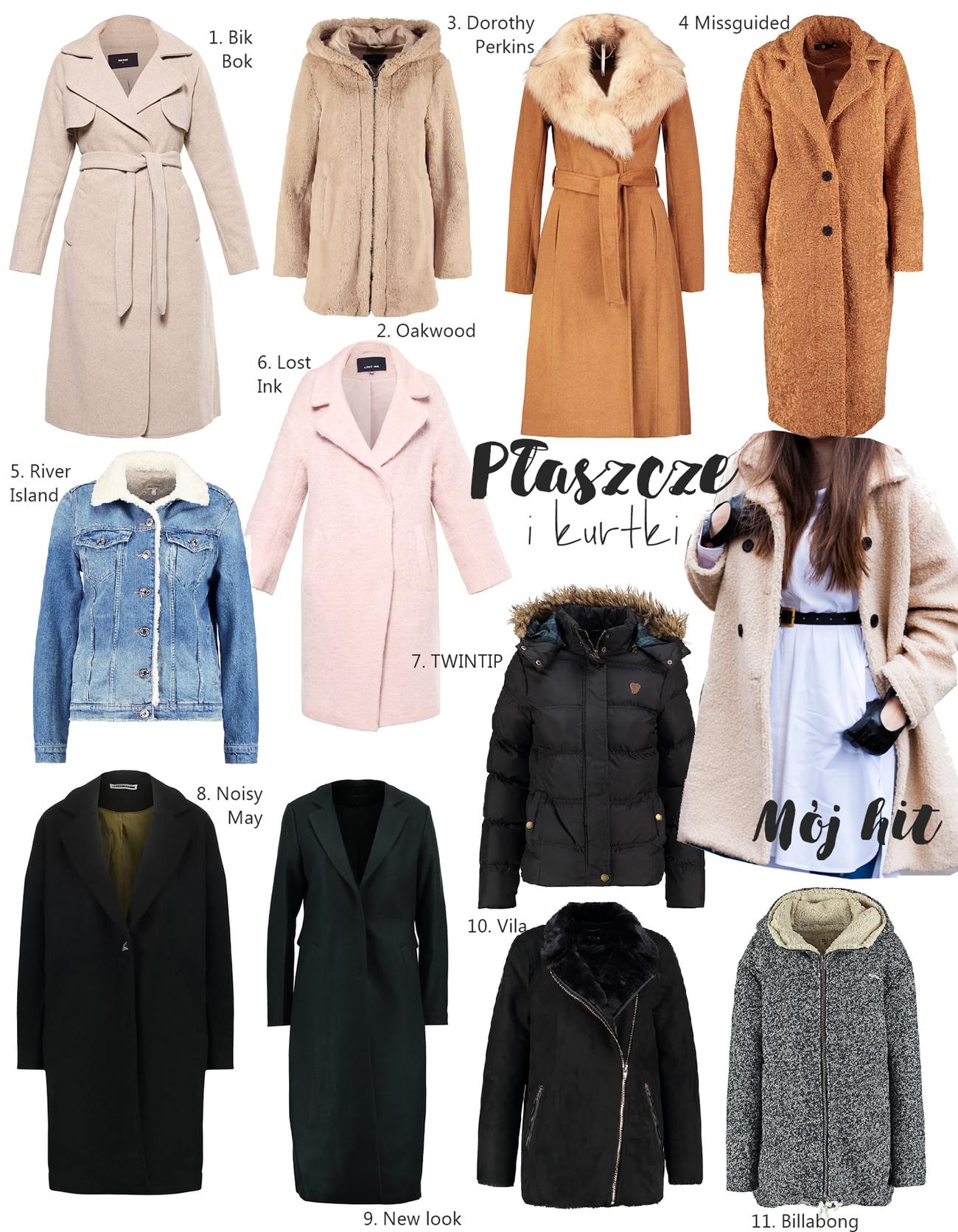 Jaki płaszcz na zimę kupić