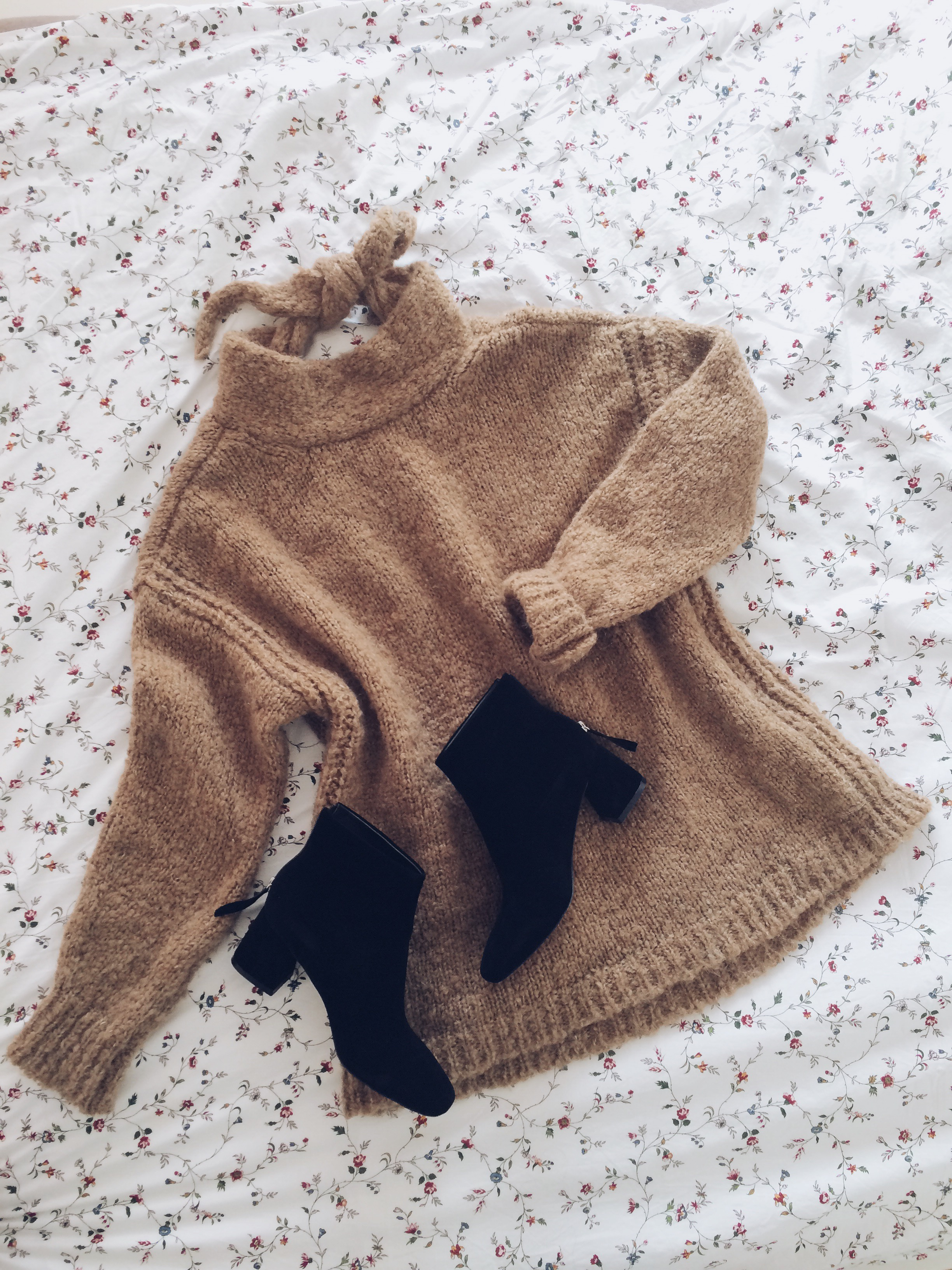 jaki sweter kupić na zimę