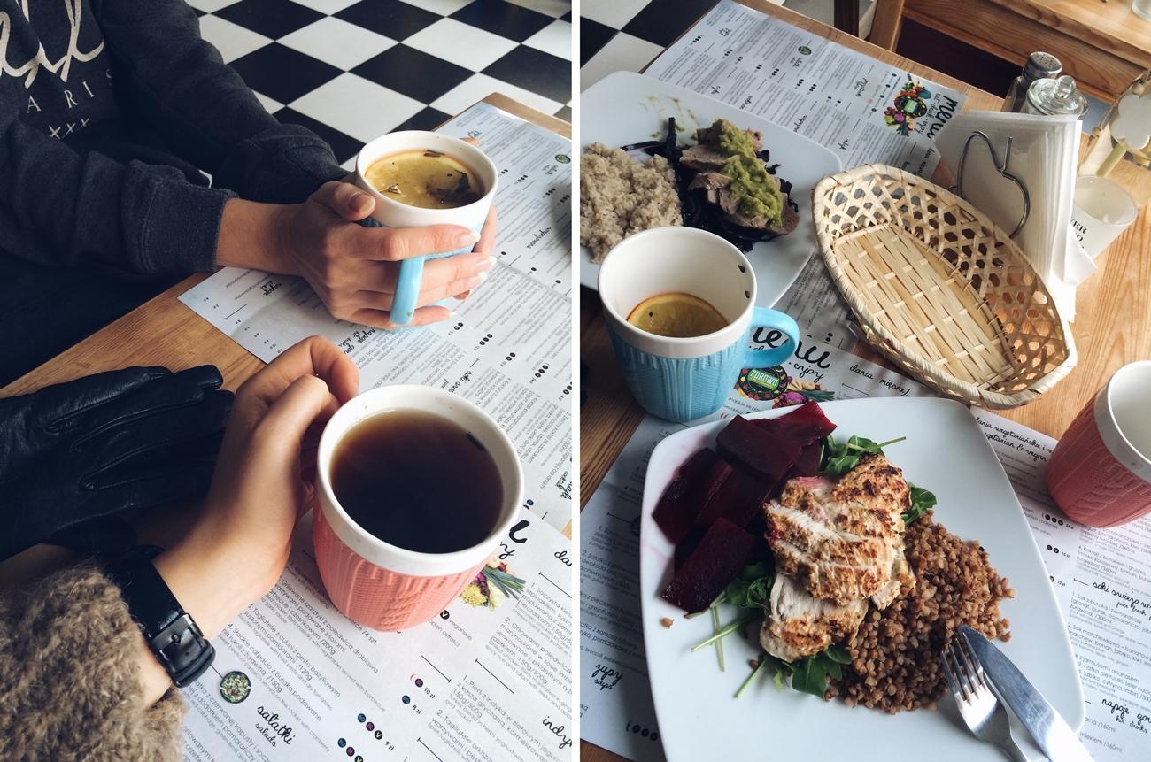 Zdrowo zmiksowani rzeszów restauracja zdrowa żywność