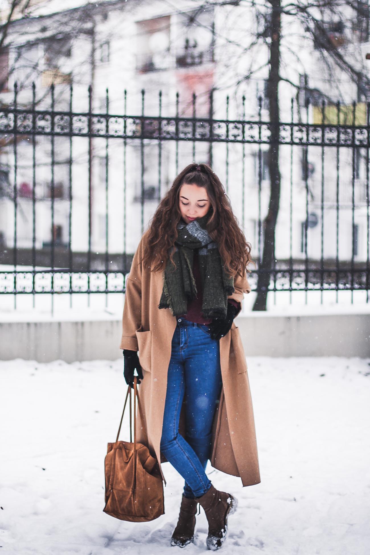 jeansy idealne stylizacja