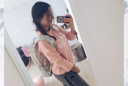 marmurowy marmurkowy plecak