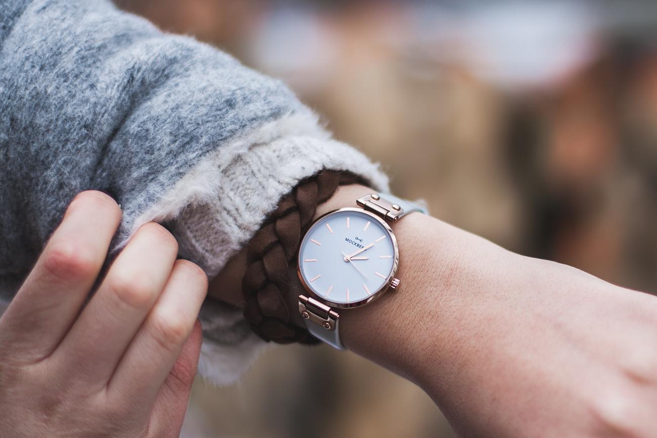 mockberg zegarek damski