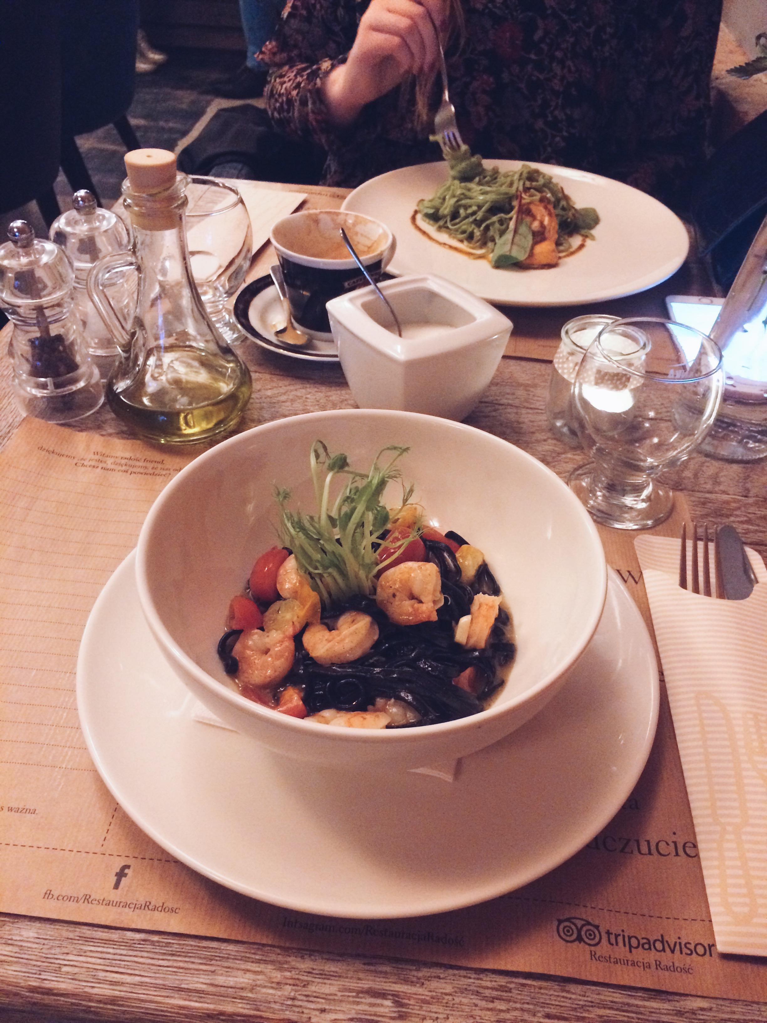 Rzeszów restauracja radość