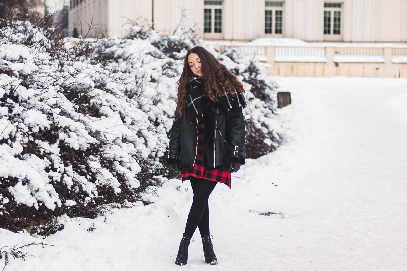 zima blog modowy