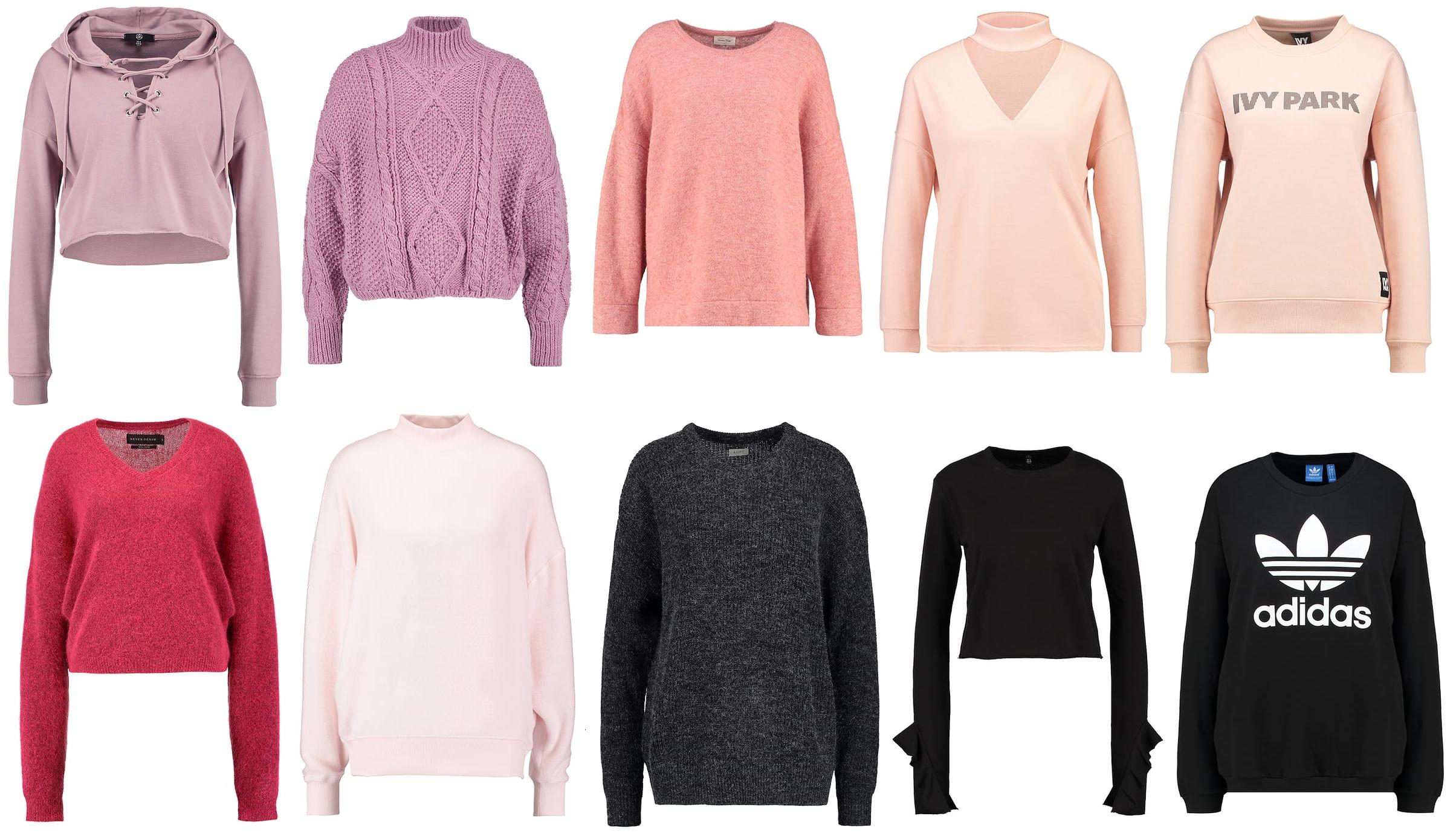 wiosenne swetry i bluzy które warto kupić