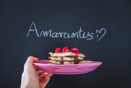 amarantus co to jest przepisy