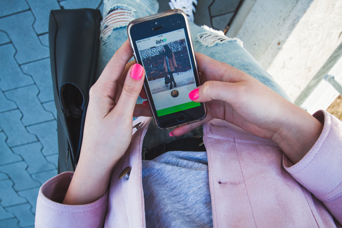 aplikacja na telefon ilsho