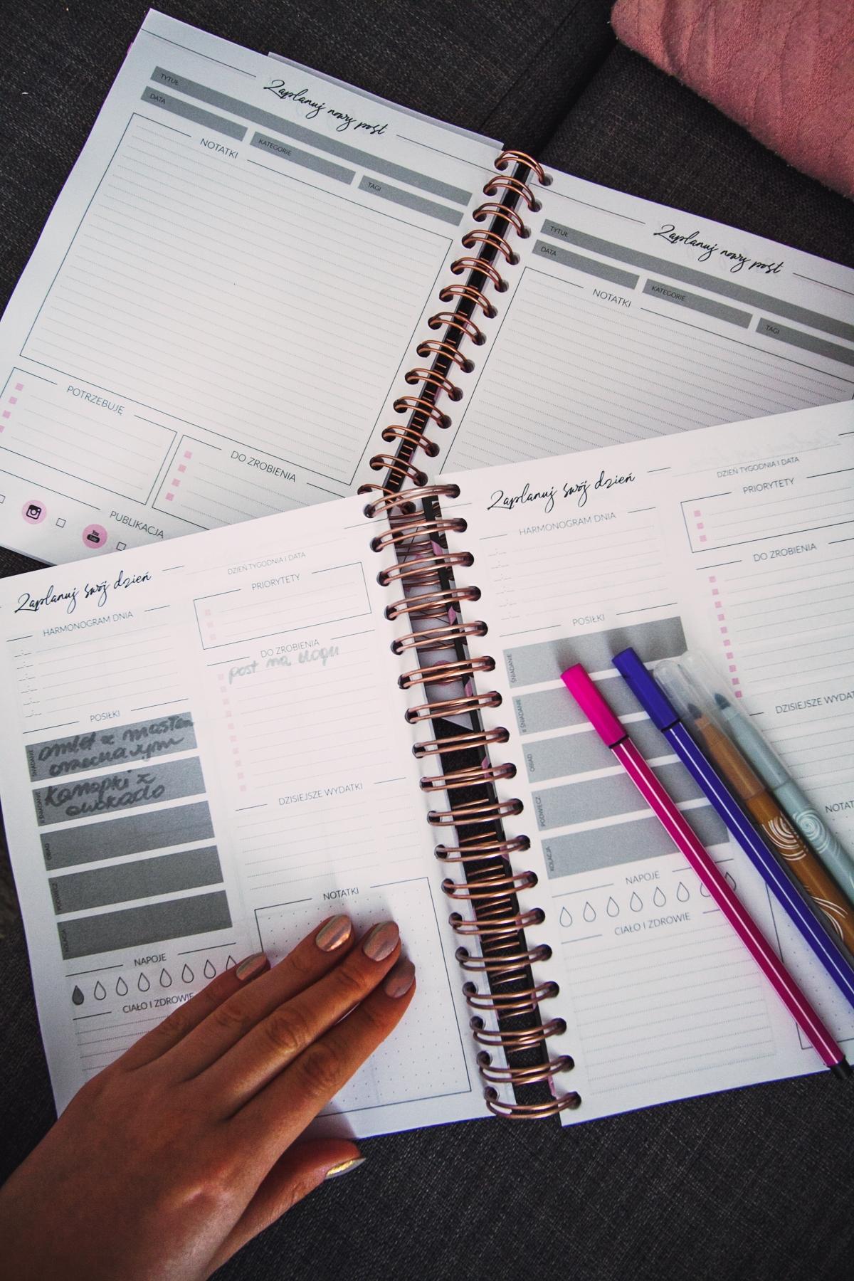 kalendarz biznesowy na co dzień