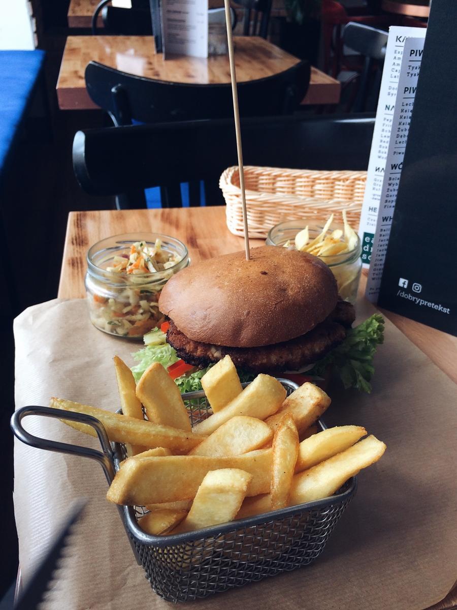 burgery w rzeszowie pretekst