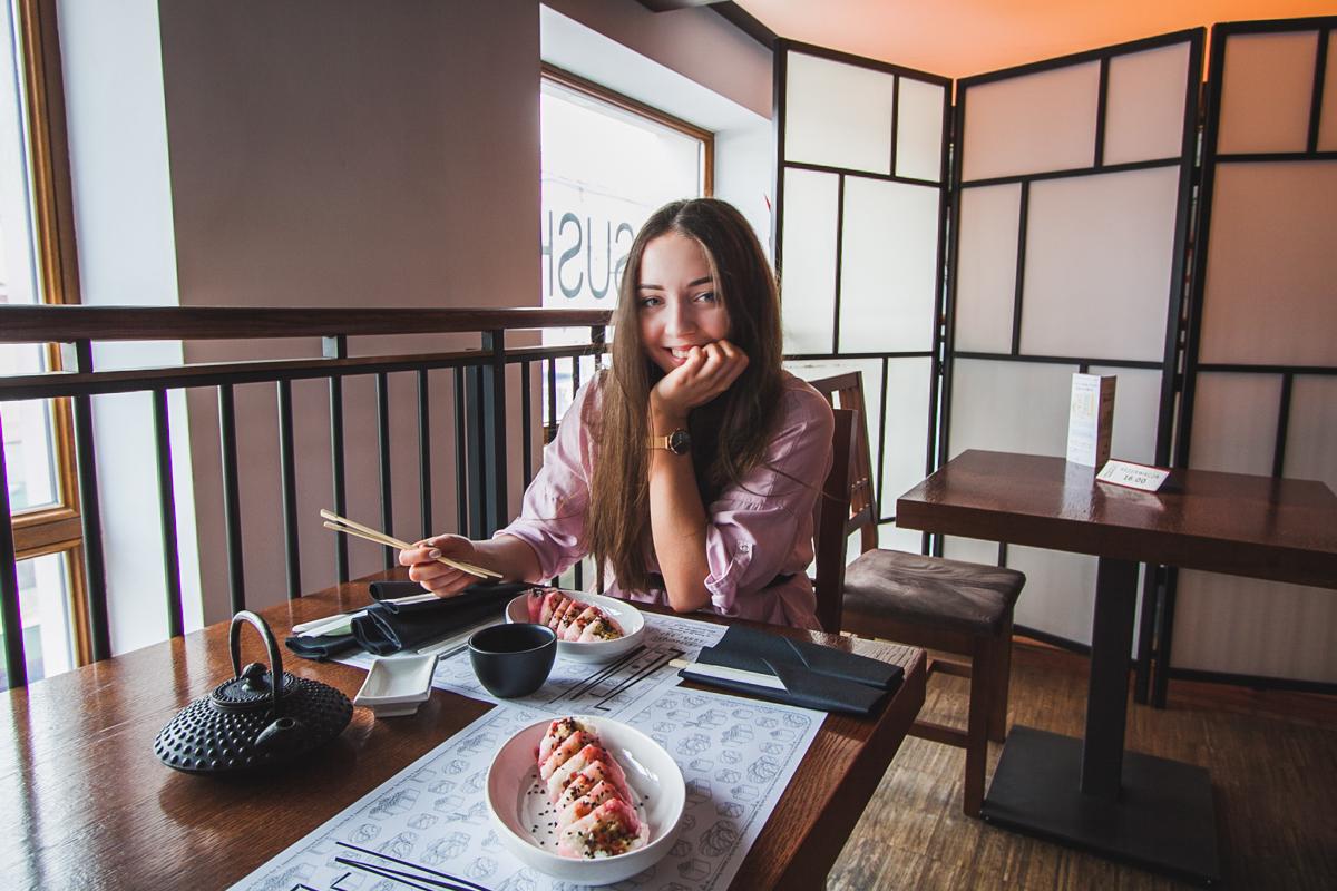 zen sushi bar restaurant week polska