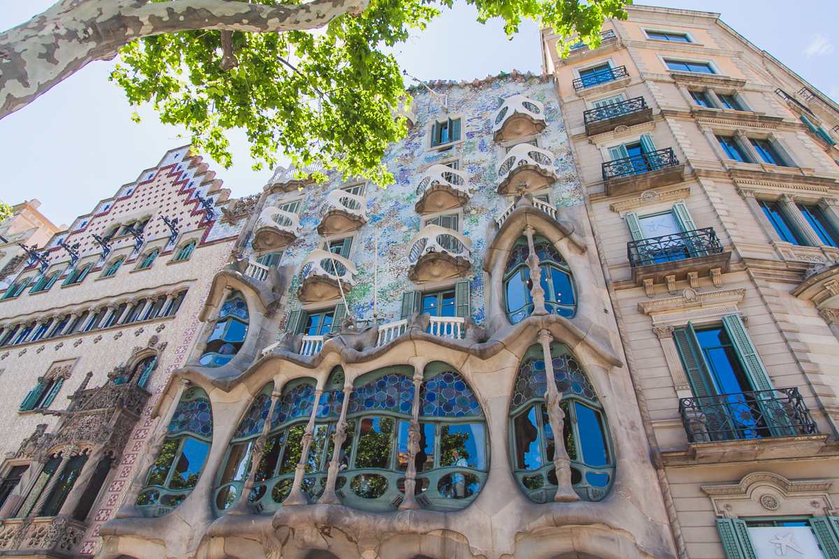 Casa Batlló gaudi barcelona co zobaczyć