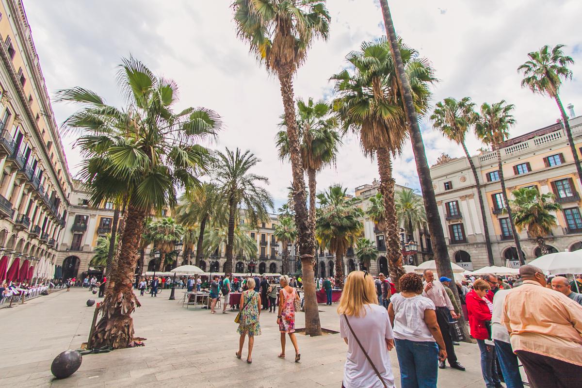 architektura dzielnica gotycka barcelona