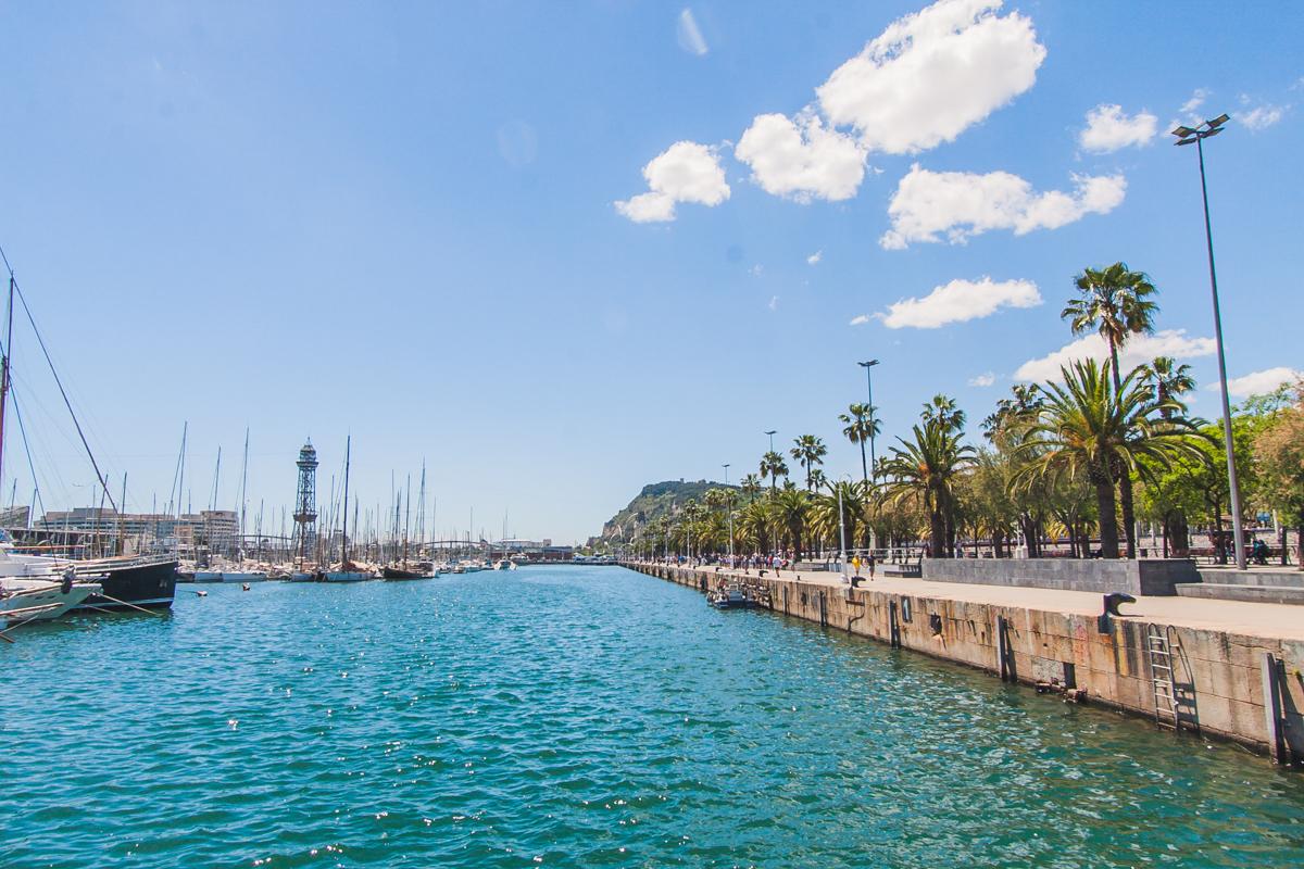 Port Vell co zobaczyć w barcelonie