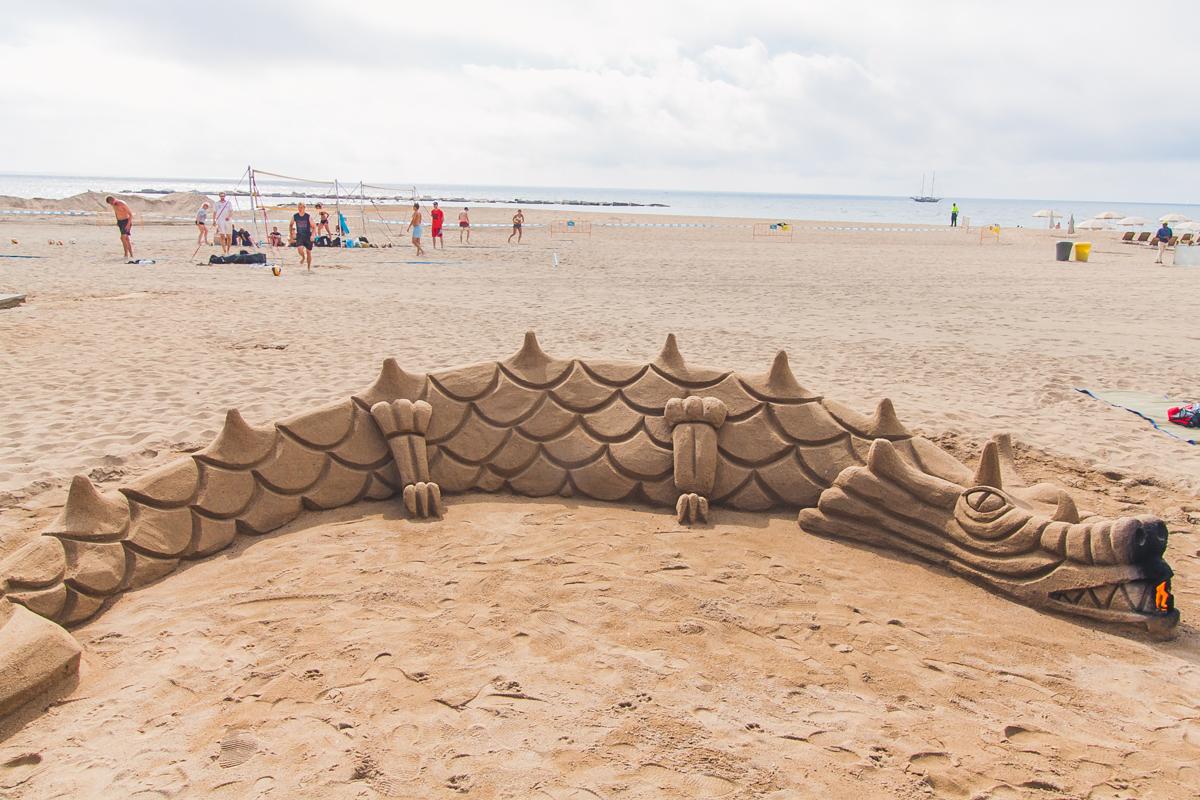 plaża barceloneta barcelona