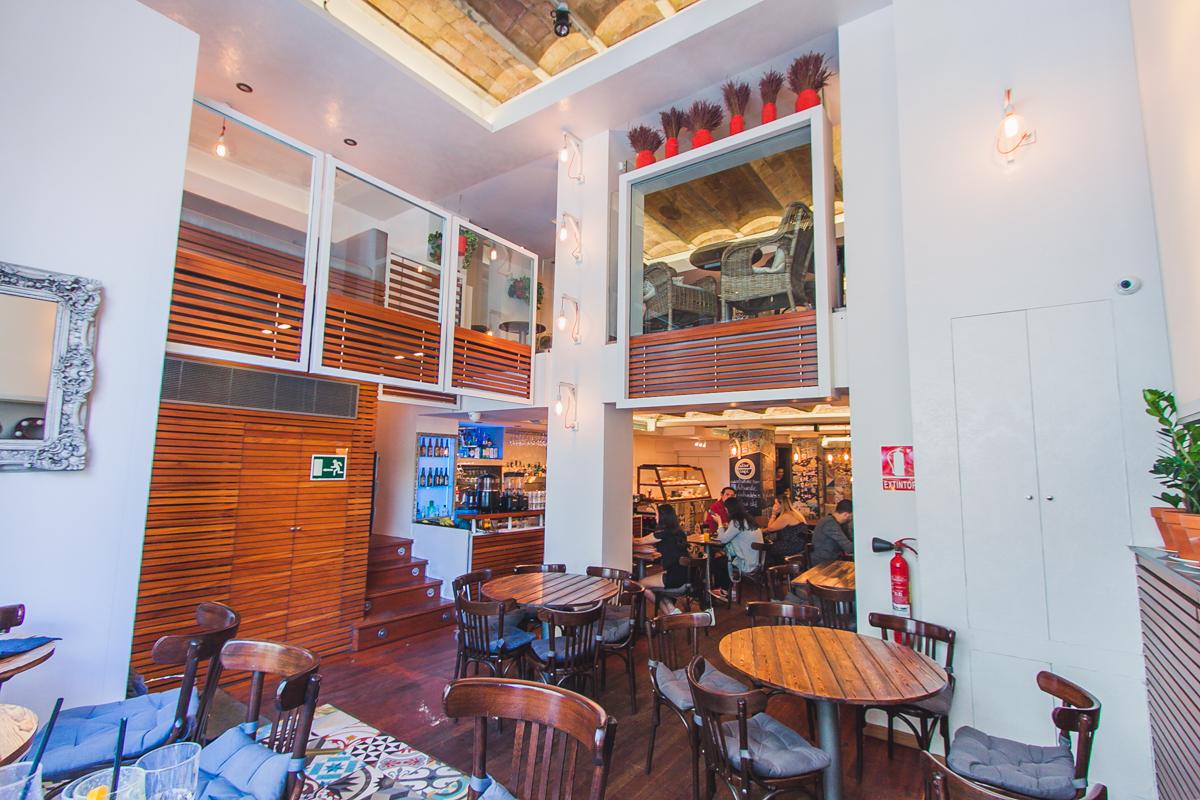 Alsur cafe barcelona gdzie zjeść