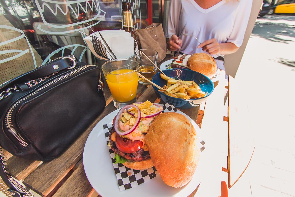 burger barcelona bro bcn