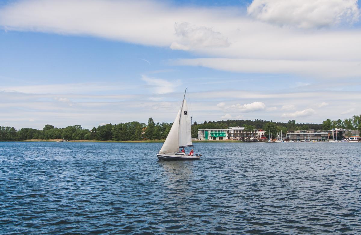 Centrum rekreacyjno sportowe jezioro ukiel olsztyn