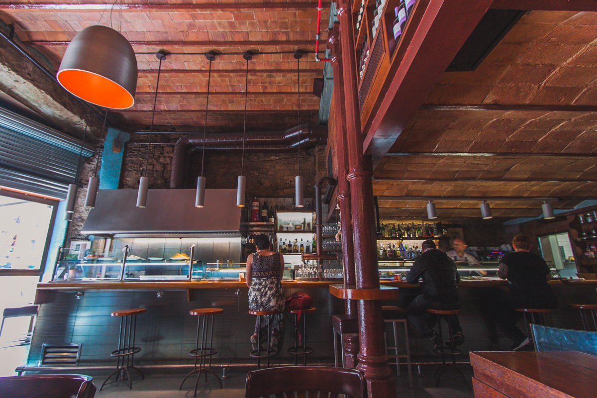 neuras barcelona gdzie zjeść