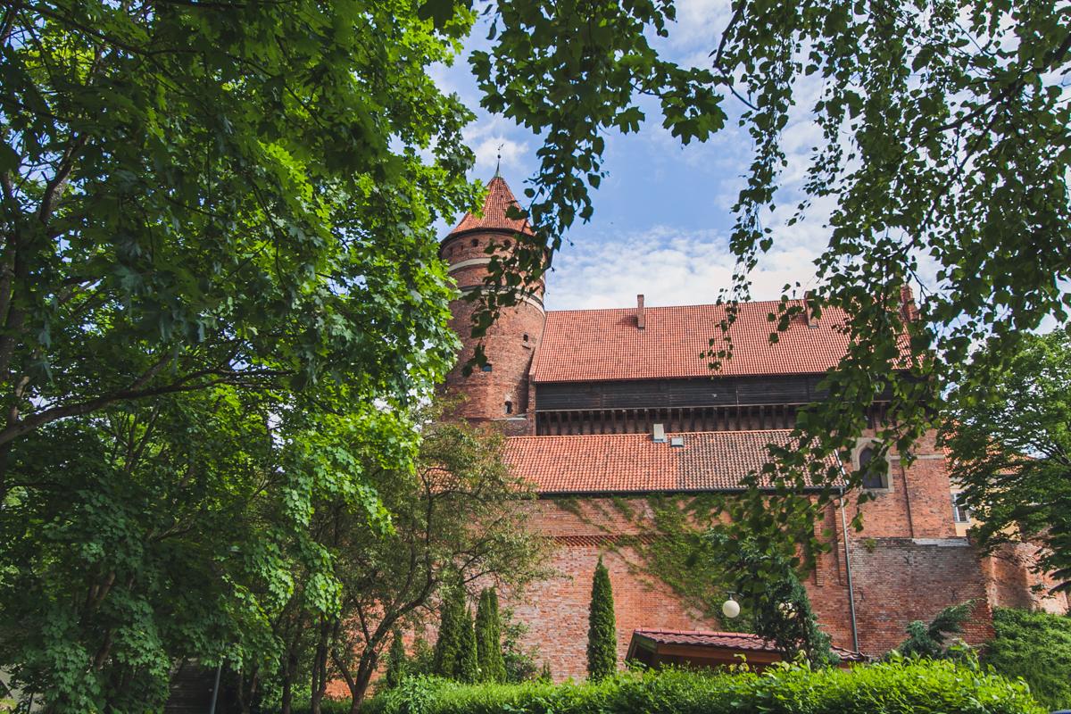 zamek kapituły warmińskiej olsztyn