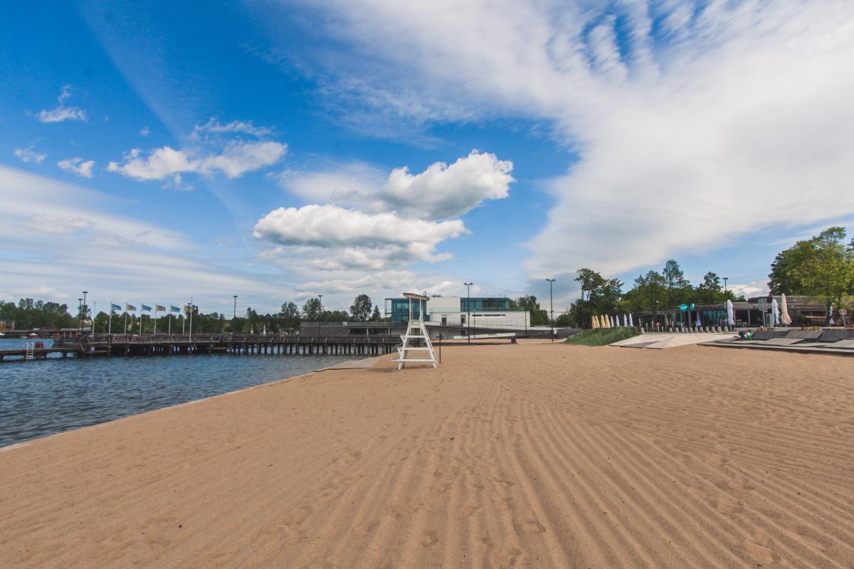 plaża olsztyn ukiel