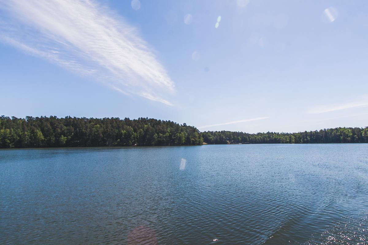 rejs po jeziorach mazury