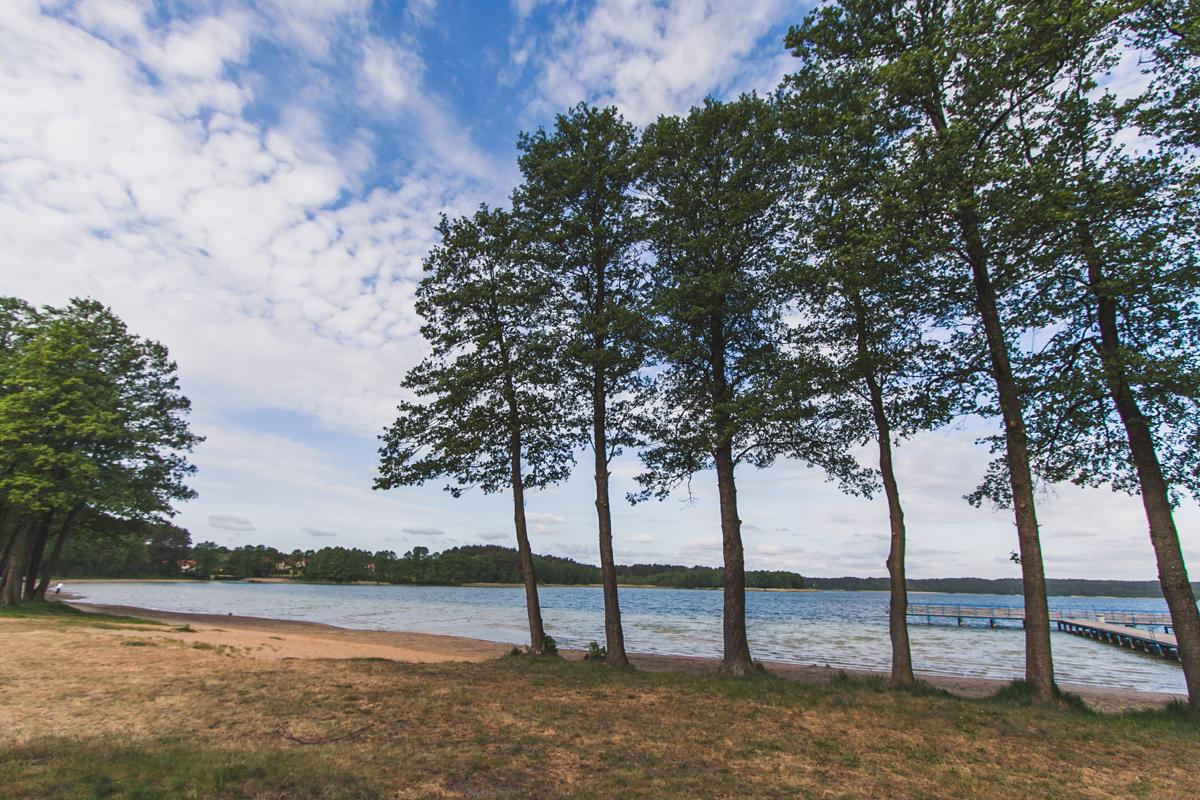 jezioro warchały mazury
