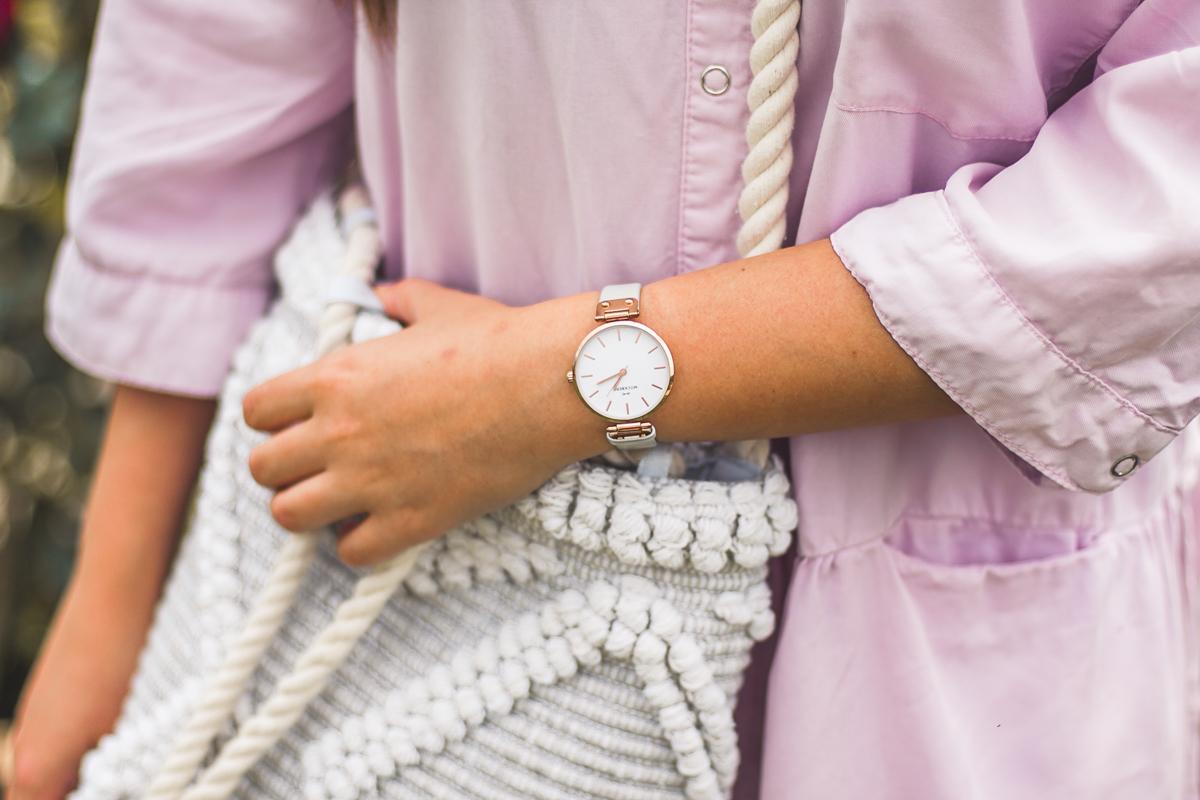 mockberg jasny zegarek