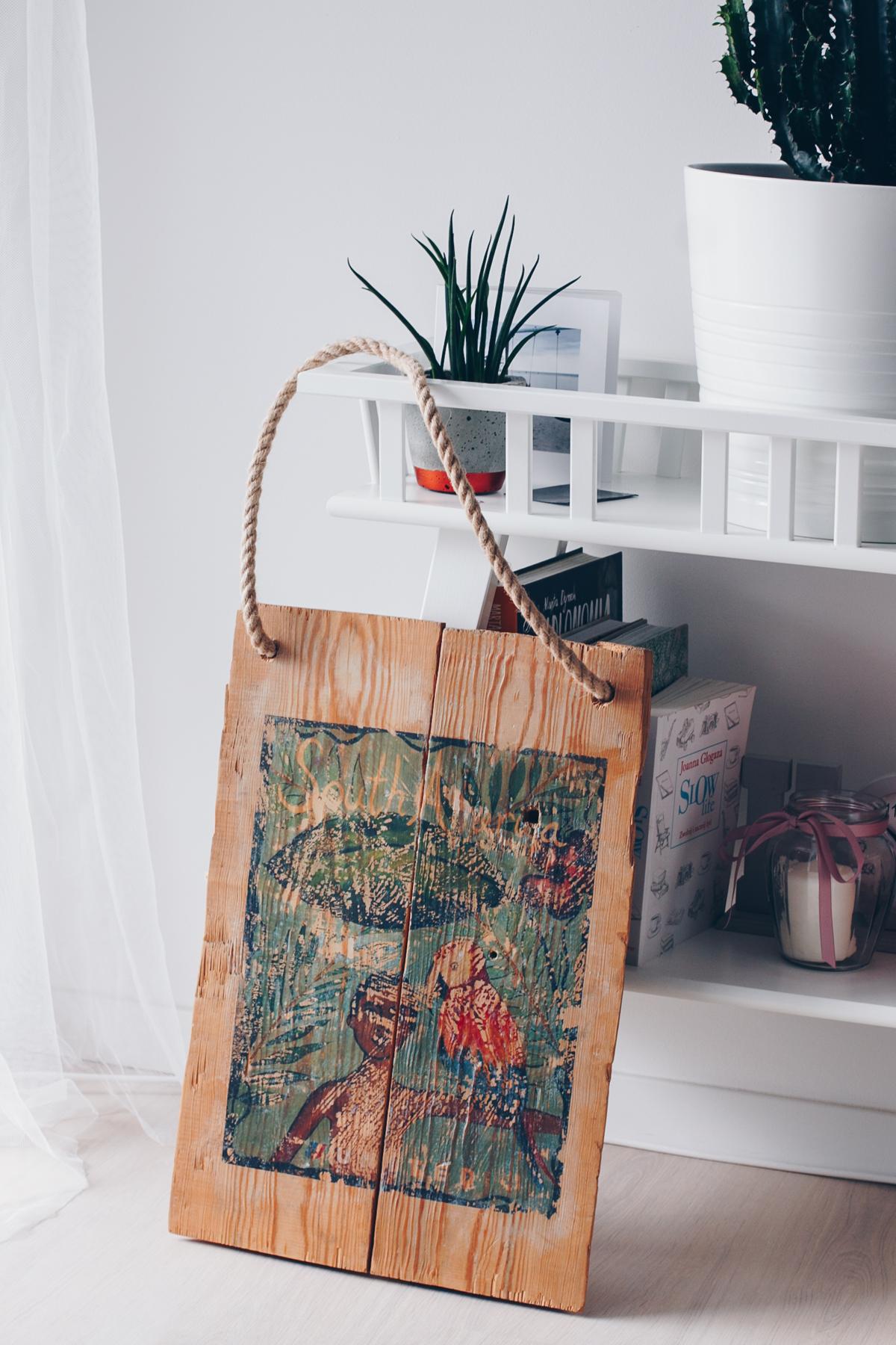 Gdzie kupić obraz na drewnie