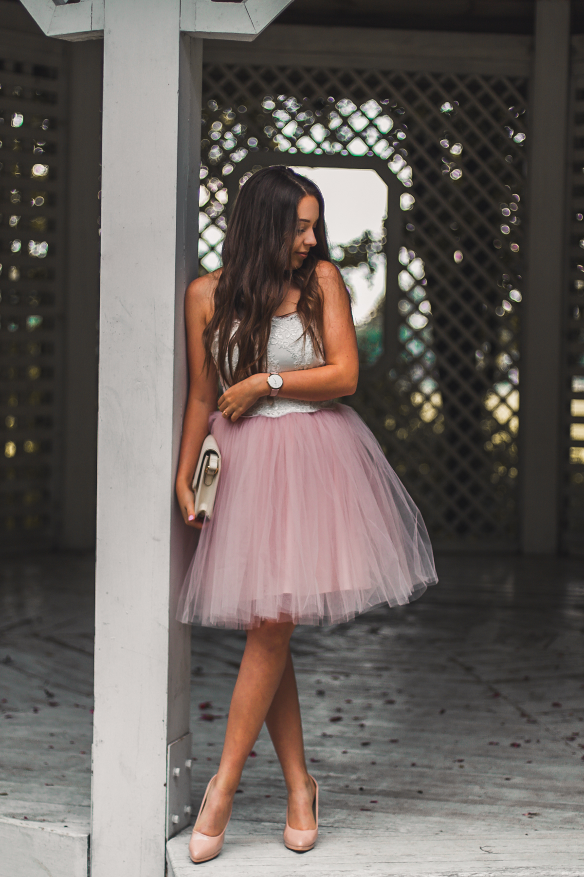 sukienka na wesele jak księżniczka