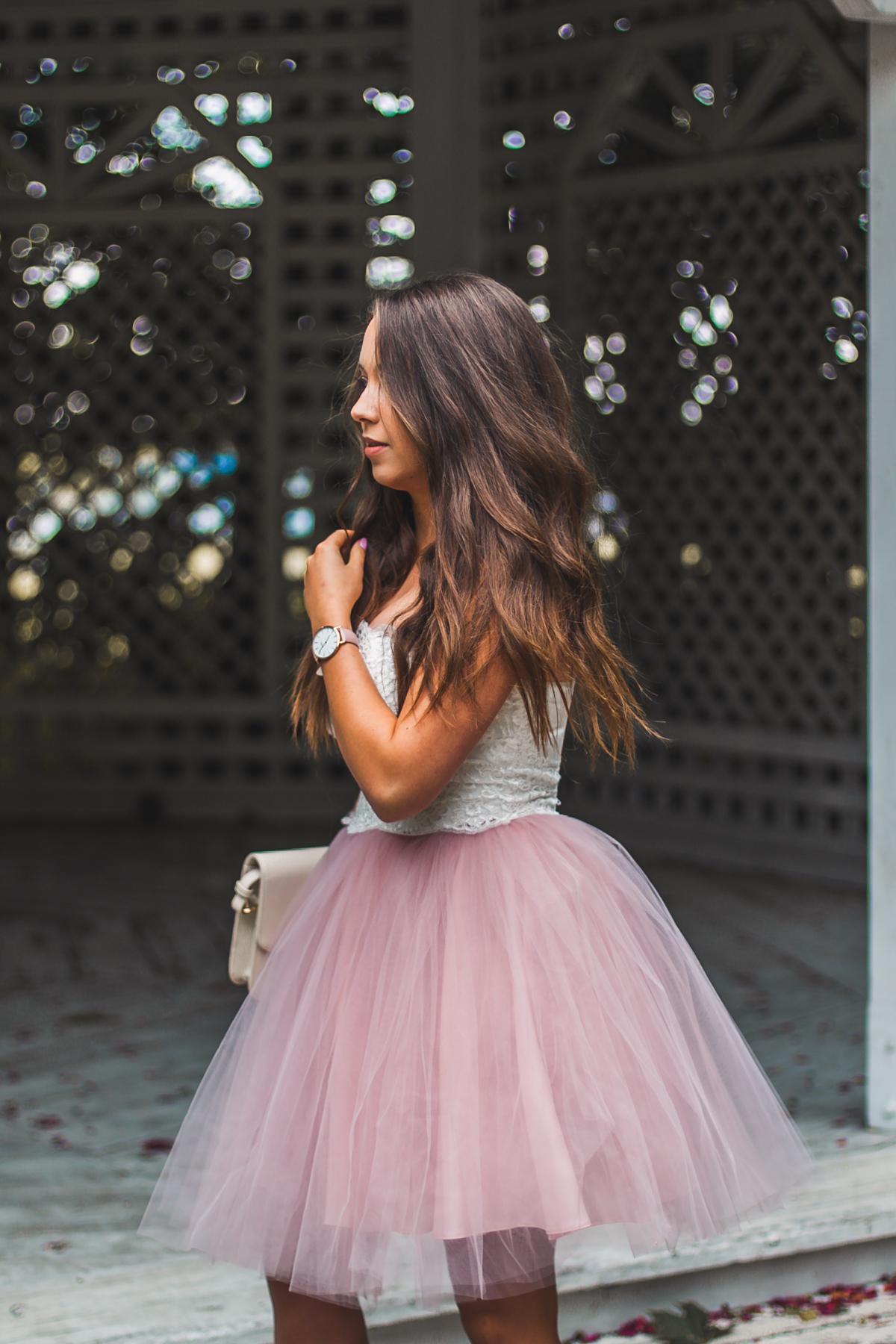 sukienka princesska