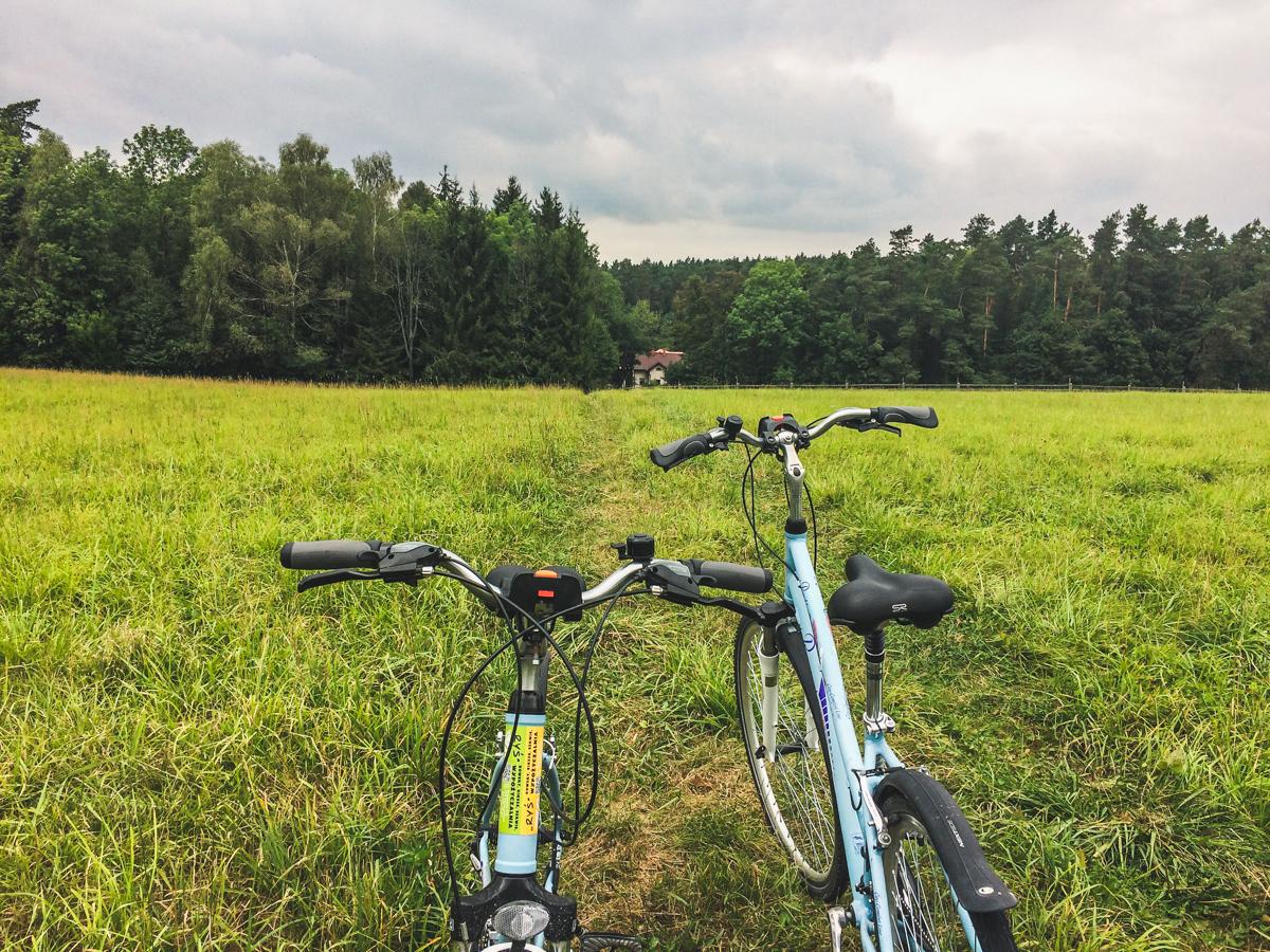 rowery zwierzyniec