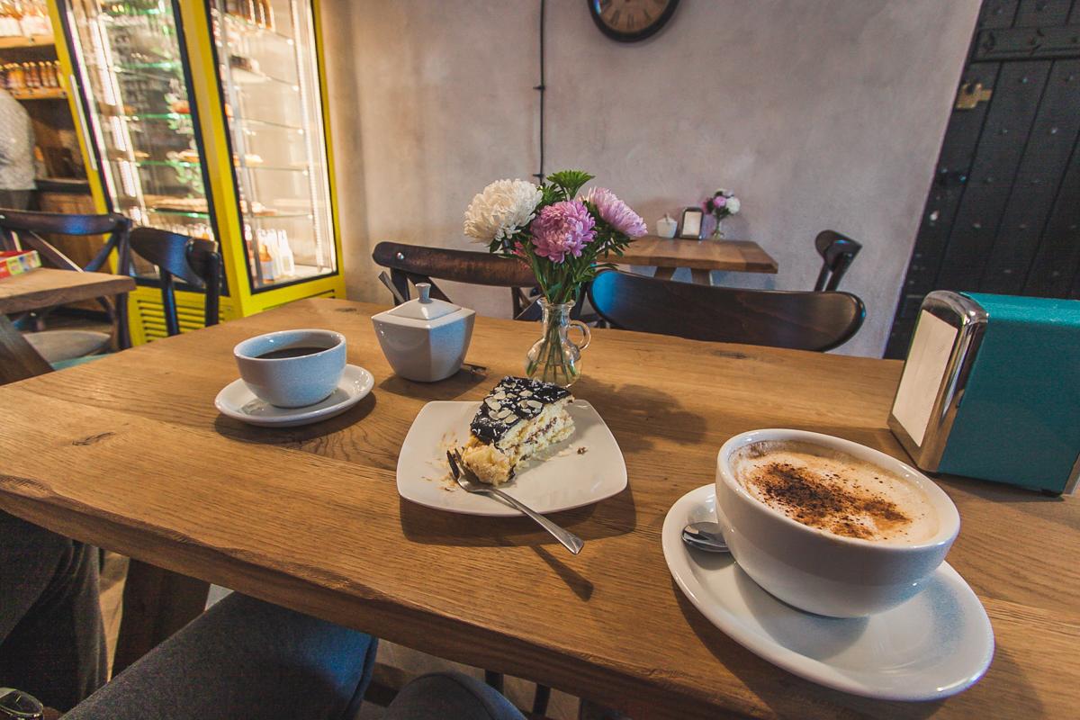 kawiarnia kawa na ławę zamość