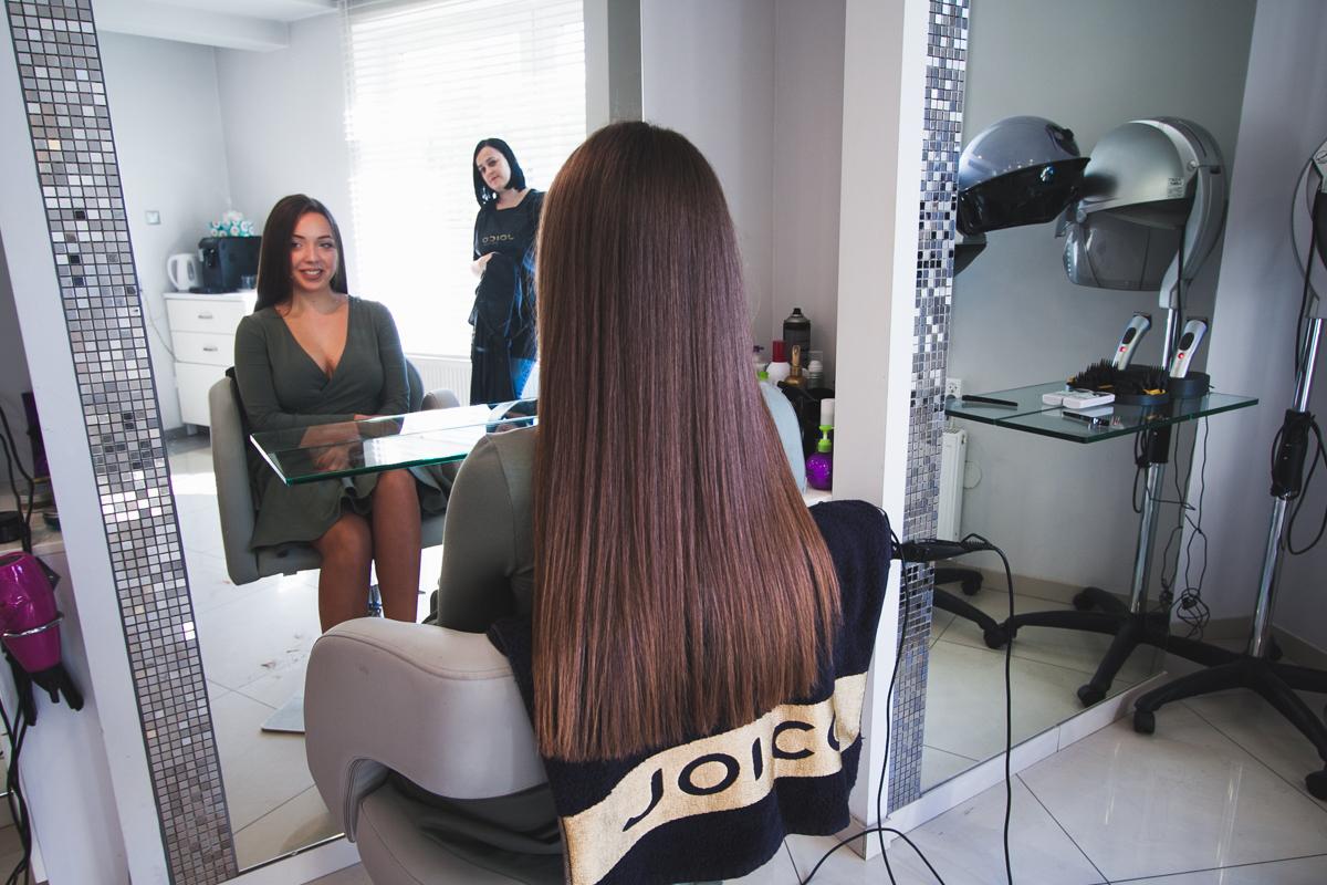 Zabieg Rekonstrukcji Włosów JOICO K-PAK