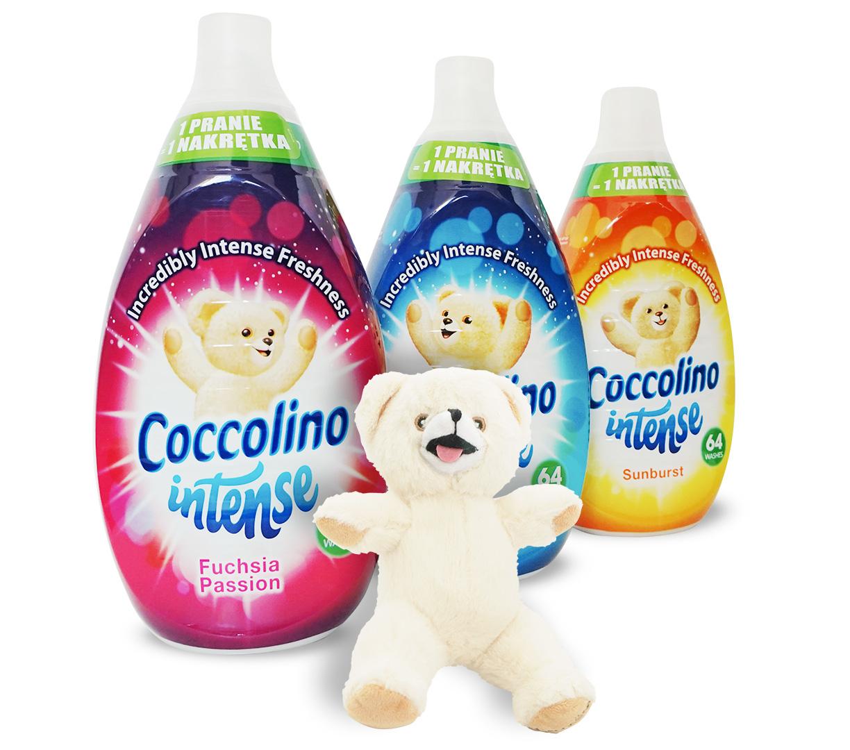 Zestaw konkursowy coccolino