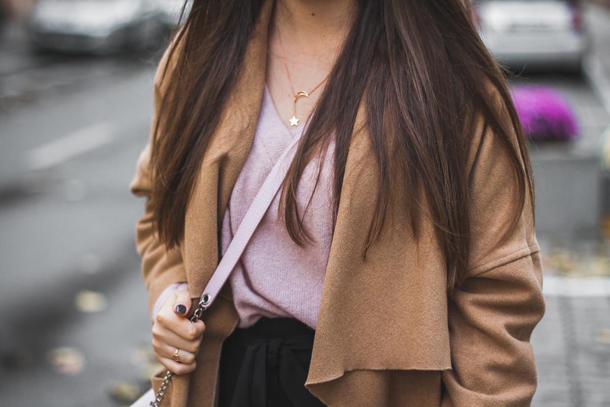 Pastelowy sweter answear