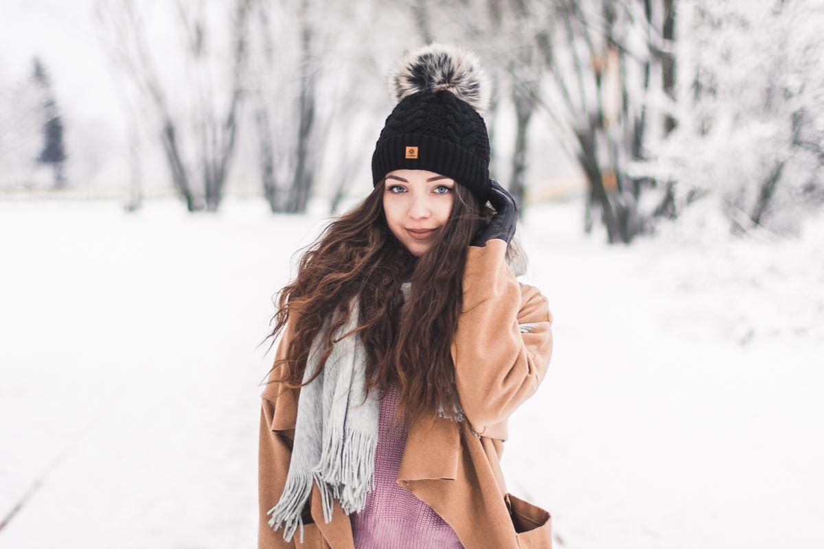 woolk czapka wełniana