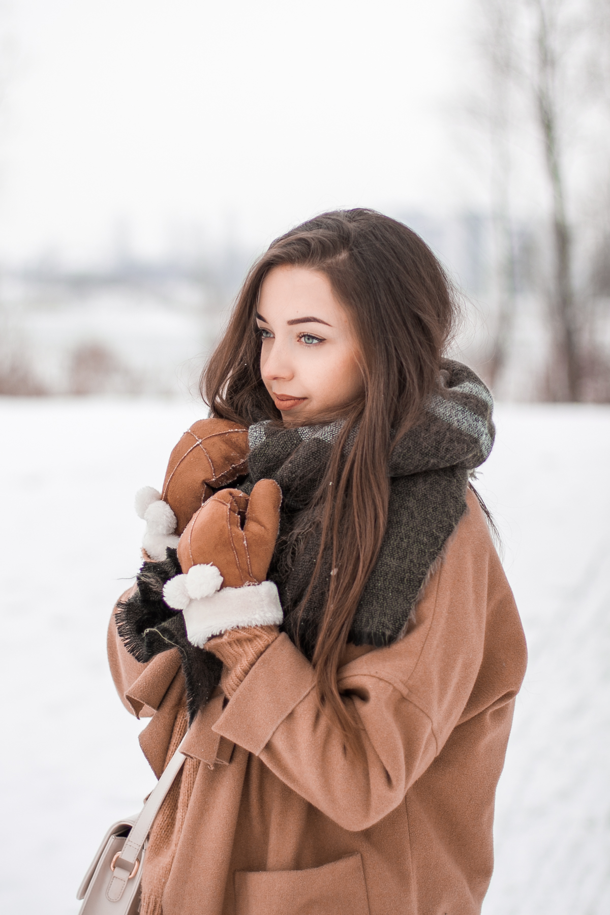 ulubiona zimowa stylizacja